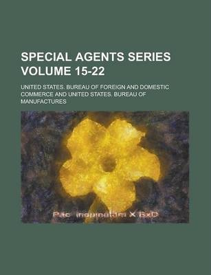Special Agents Series Volume 15-22