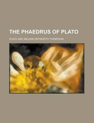 The Phaedrus of Plato