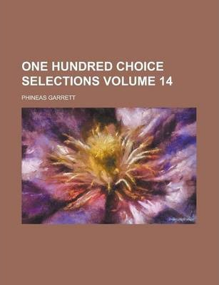 One Hundred Choice Selections Volume 14