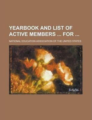 Yearbook and List of Active Members for
