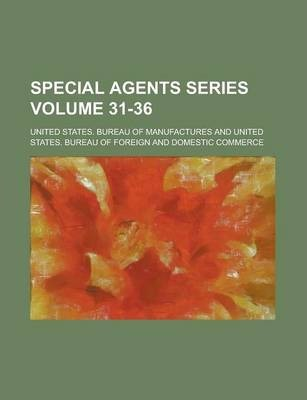 Special Agents Series Volume 31-36