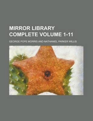 Mirror Library Complete Volume 1-11