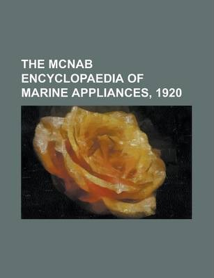 The McNab Encyclopaedia of Marine Appliances, 1920