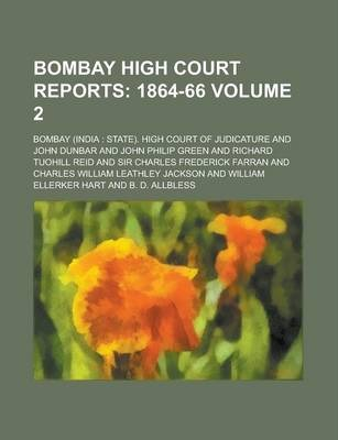 Bombay High Court Reports Volume 2
