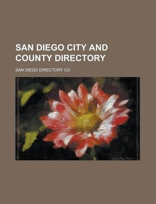 San Diego City and County Directory
