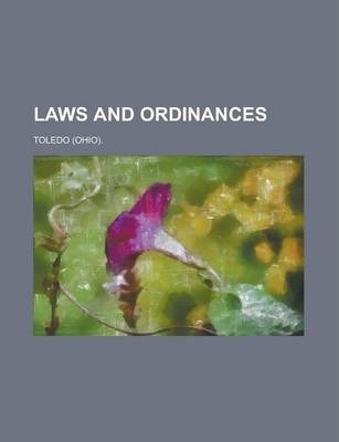 Laws and Ordinances