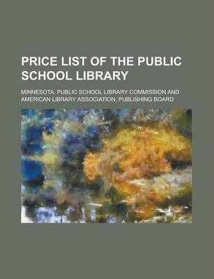 Price List of the Public School Library