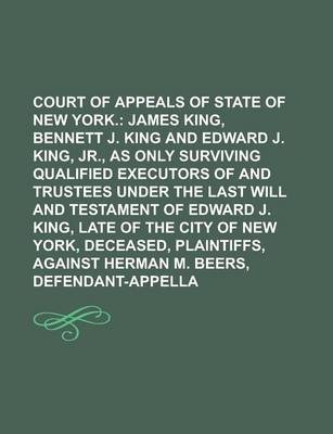 Court of Appeals of State of New York