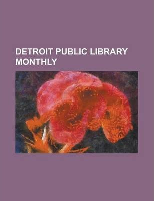 Detroit Public Library Monthly