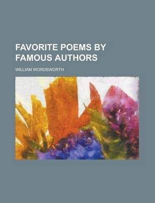 Favorite Poems by Famous Authors