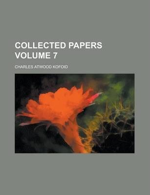 Collected Papers Volume 7