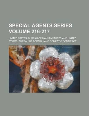 Special Agents Series Volume 216-217