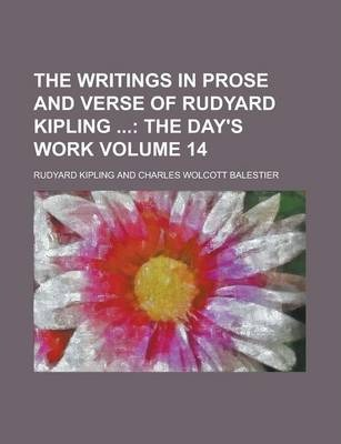 The Writings in Prose and Verse of Rudyard Kipling Volume 14