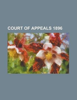 Court of Appeals 1896
