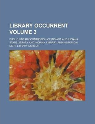 Library Occurrent Volume 3