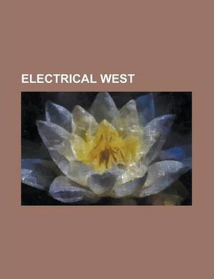 Electrical West Volume 3-4