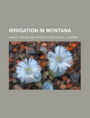 Irrigation in Montana