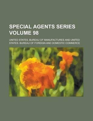Special Agents Series Volume 98