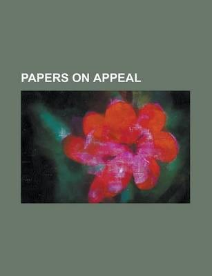 Papers on Appeal