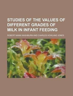 Studies of the Values of Different Grades of Milk in Infant Feeding