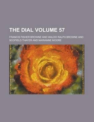 The Dial Volume 57