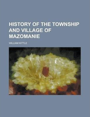 History of the Township and Village of Mazomanie