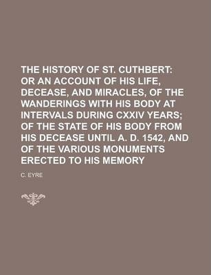 The History of St. Cuthbert