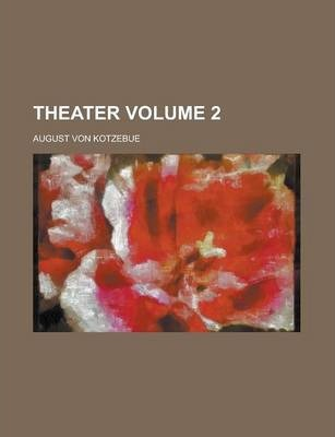 Theater Volume 2