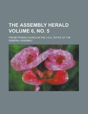 The Assembly Herald Volume 6, No. 5