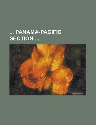 Panama-Pacific Section