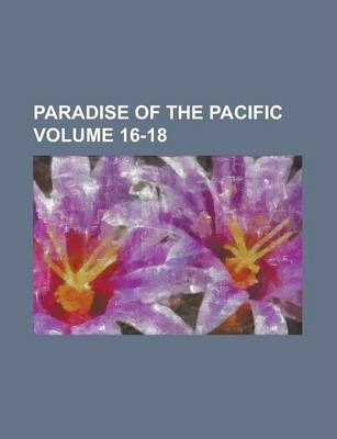 Paradise of the Pacific Volume 16-18