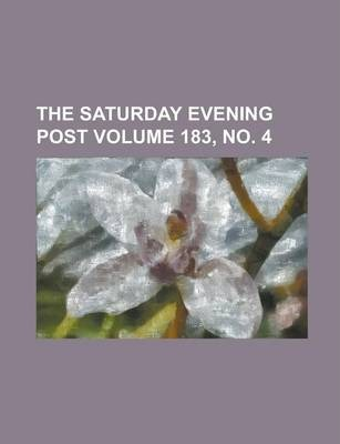 The Saturday Evening Post Volume 183, No. 4