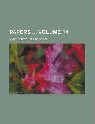 Papers Volume 14