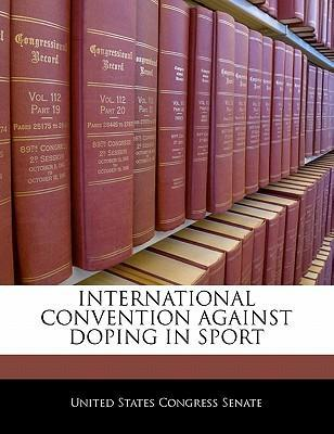 International Convention Against Doping in Sport