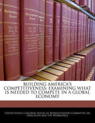 Building America's Competitiveness