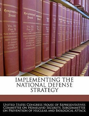 Implementing the National Defense Strategy