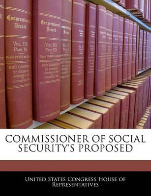 Commissioner of Social Security's Proposed