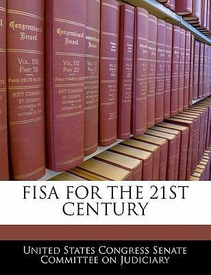 Fisa for the 21st Century