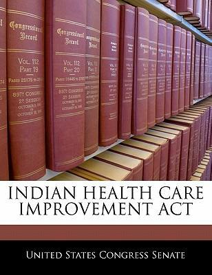 Indian Health Care Improvement ACT