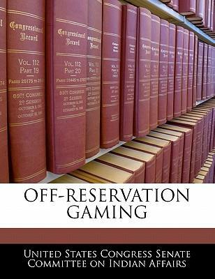 Off-Reservation Gaming