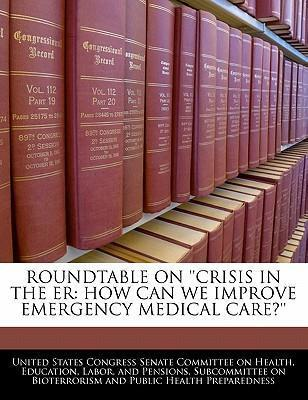 Roundtable on ''Crisis in the Er