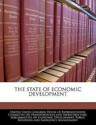 The State of Economic Development