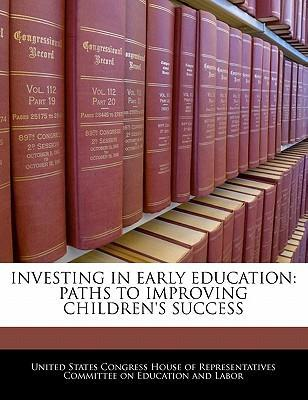 Investing in Early Education