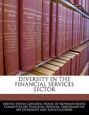 Diversity in the Financial Services Sector