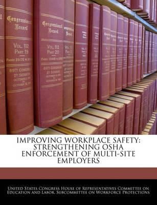 Improving Workplace Safety