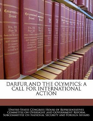 Darfur and the Olympics