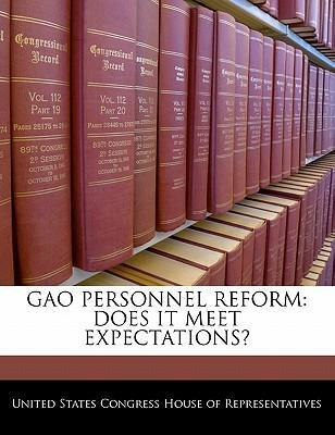 Gao Personnel Reform