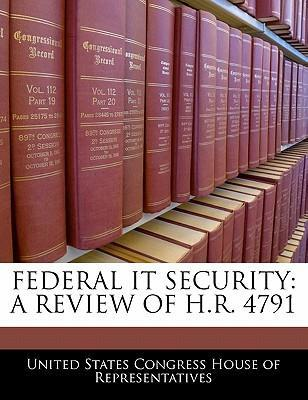Federal It Security