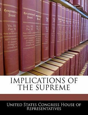 Implications of the Supreme