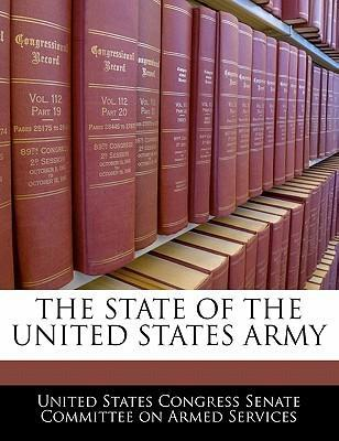 The State of the United States Army